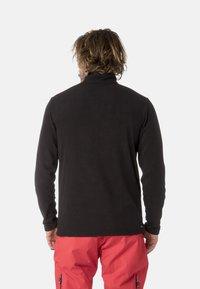 Protest - PERFECTY - Fleece trui - true black - 1