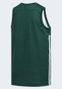adidas Performance - SPEED REVERSIBLE JERSEY - Sportshirt - green - 7