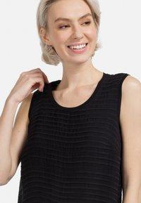 HELMIDGE - Day dress - schwarz - 3