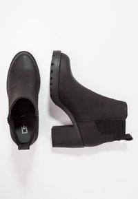 ONLY SHOES - Kotníková obuv - black - 2