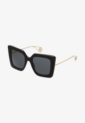 Gafas de sol - black/gold-coloured/grey