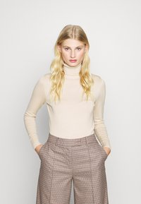 Saint Tropez - ROLL NECK - Jumper - creme - 0
