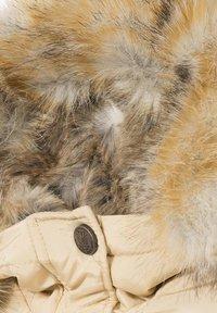 Marikoo - GRINSEKATZE - Winter coat - beige - 4