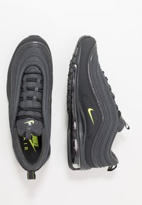 Nike Sportswear - AIR MAX 97  - Sneakers - anthracite/volt/electric green/cool grey - 1