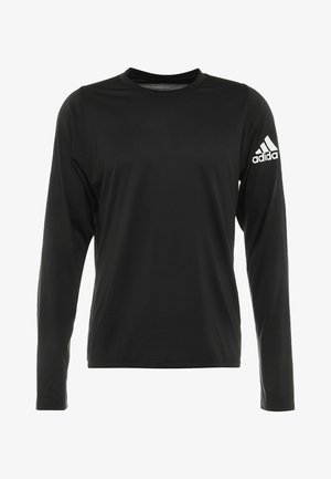 FREELIFT SPORT ATHLETIC FIT LONG SLEEVE SHIRT - Sports shirt - black