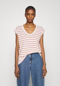 GAP - AUTH TEE - Print T-shirt - red - 0
