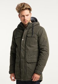 Petrol Industries - Parka - forest - 0