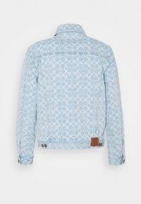 Coach - Denim jacket - denim signature - 1