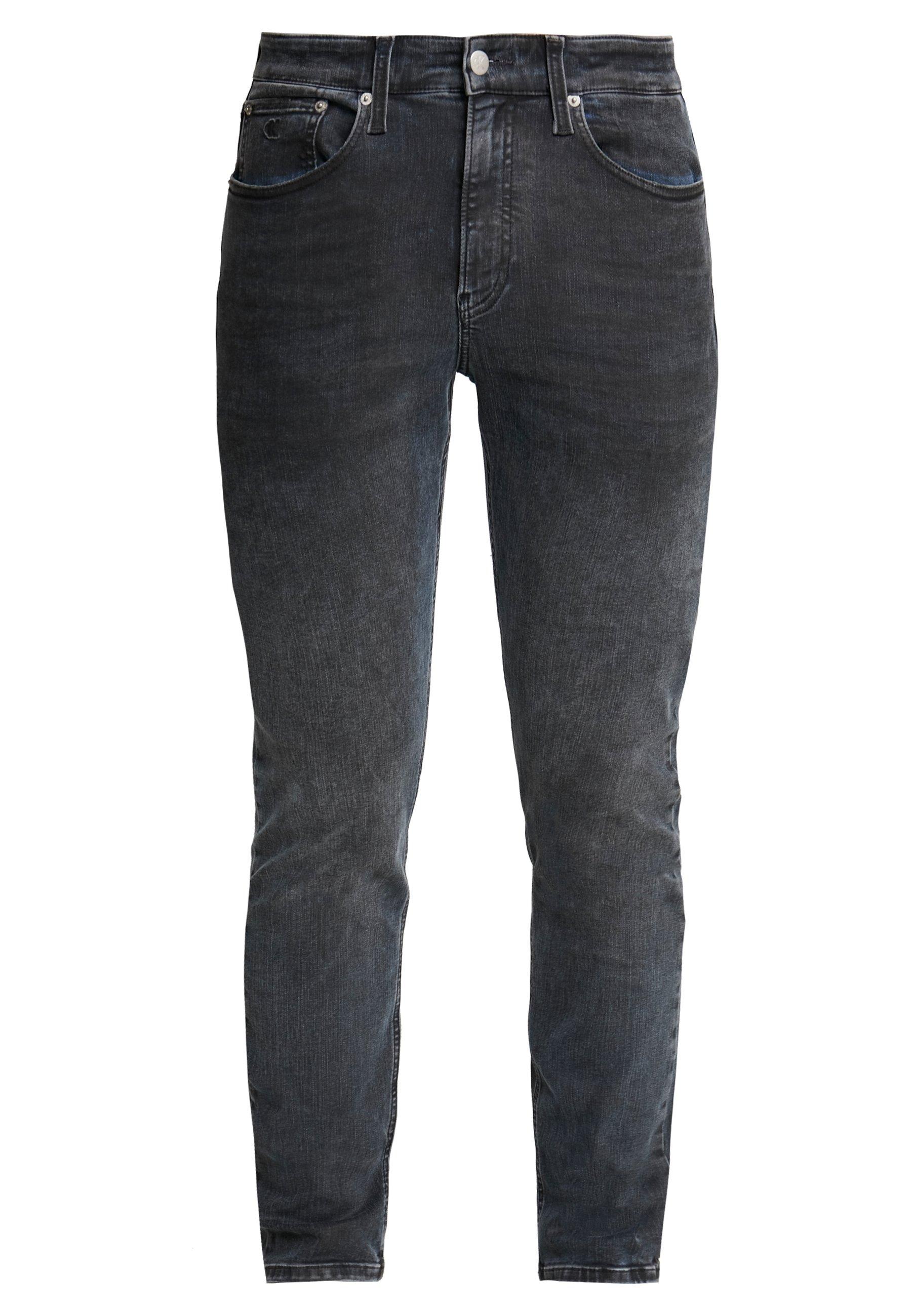 Calvin Klein Jeans CKJ 016 SKINNY - Jeans Skinny - ca080 grey
