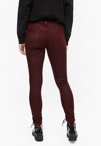 s.Oliver - Jeans Skinny Fit - burgundy - 2