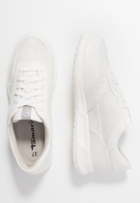 Tamaris - LACE-UP - Sneakers laag - white - 2