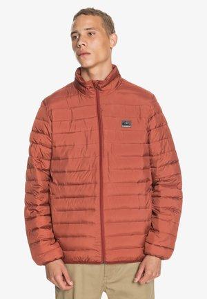 SCALY  - Winter jacket - henna