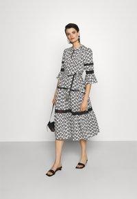 Diane von Furstenberg - JULIA DRESS - Day dress - black - 1