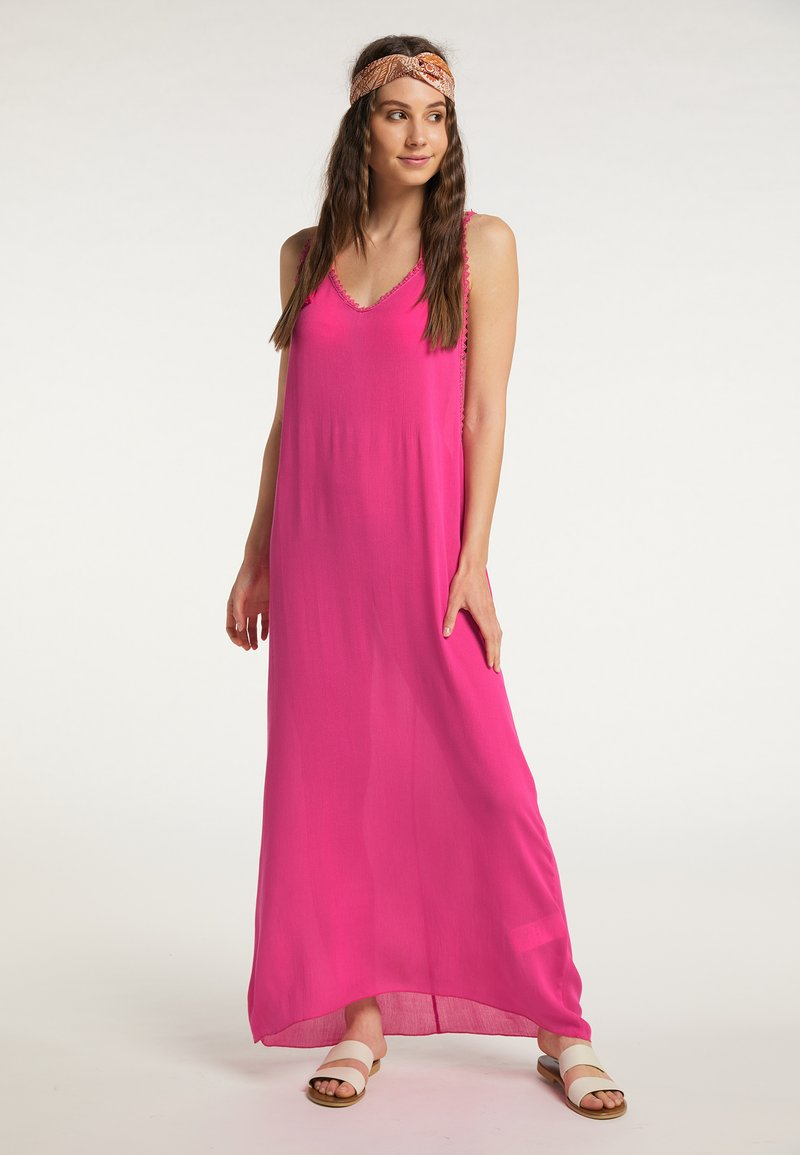 IZIA - Maxi dress - pink