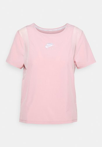 AIR - T-shirt con stampa - pink glaze/silver