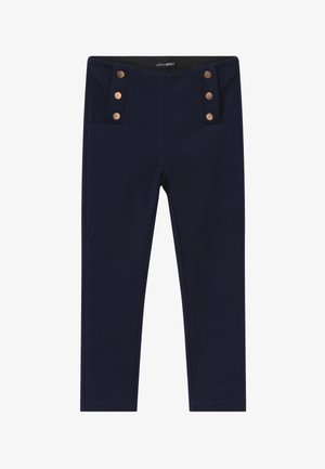 SMALL GIRLS - Trousers - navy