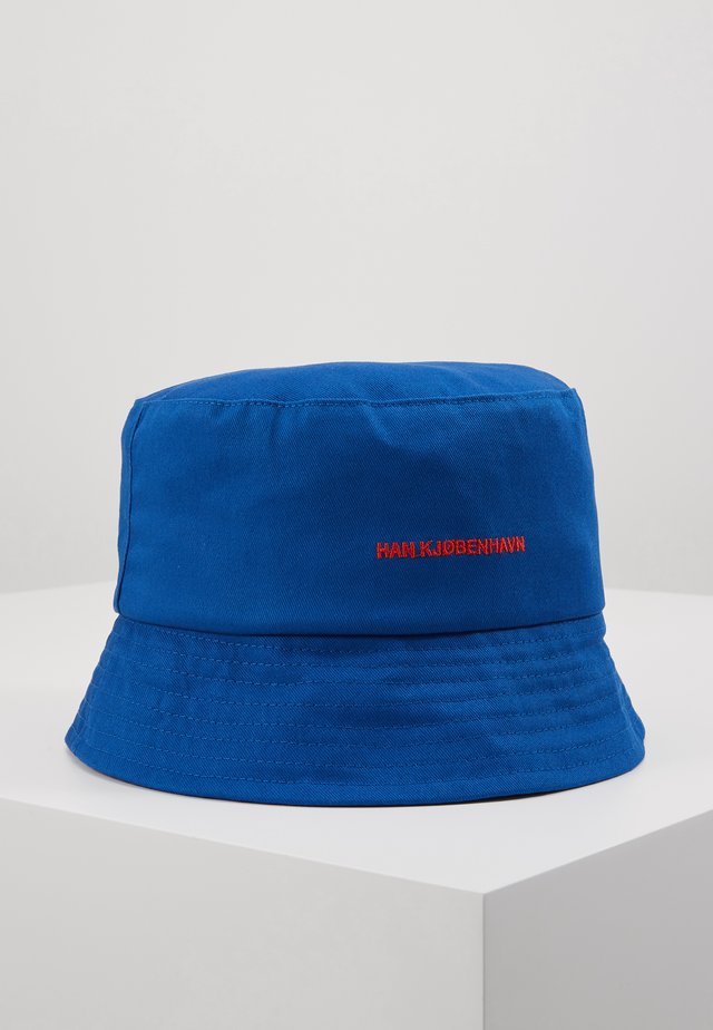 BUCKET HAT - Cappello - blue