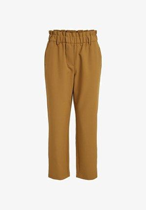 Trousers - butternut