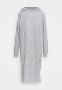 Noisy May Tall - NMHELENE DRESS - Day dress - light grey melange - 0