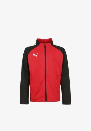 TEAMLIGA  - Training jacket - puma red / puma black