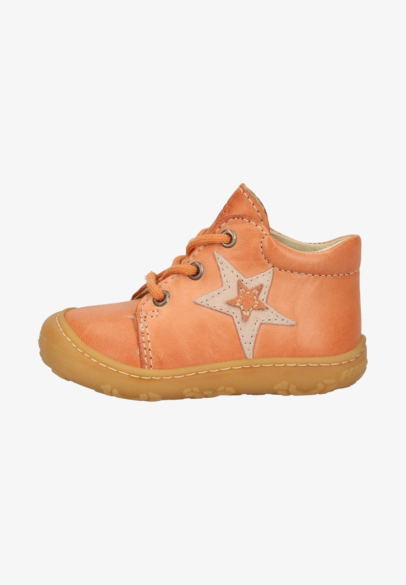 Pepino - Chaussures à lacets - peach