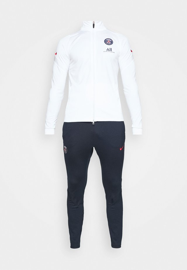 PARIS ST GERMAIN SUIT - Fanartikel - white/university red