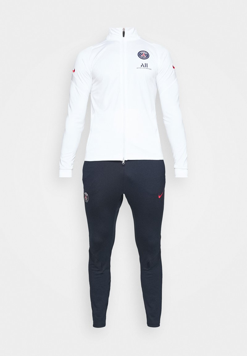 Nike Performance - PARIS ST GERMAIN SUIT - Pelipaita - white/university red