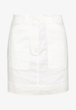 SKIRT - Gonna a campana - white
