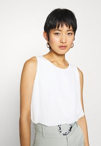 one more story - Blouse - white - 3