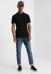 Jack & Jones - JJEBASIC - Polo - black - 1
