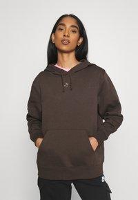 Nike Sportswear - HOODIE - Sweatshirt - baroque brown - 0