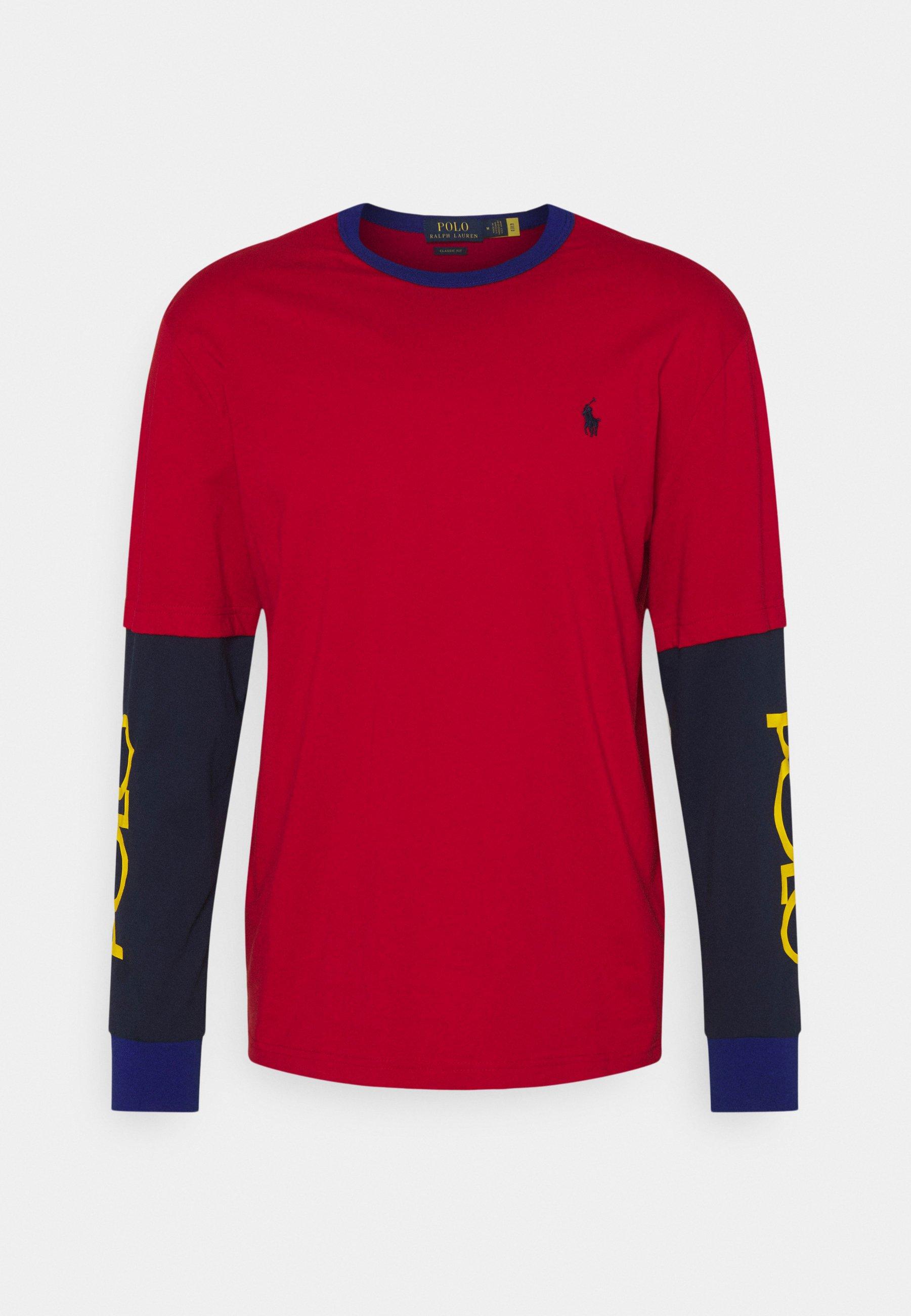 Homme CLASSIC FIT LOGO JERSEY T-SHIRT - T-shirt à manches longues
