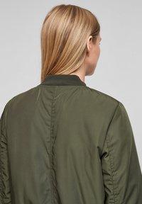 s.Oliver - Light jacket - khaki - 3