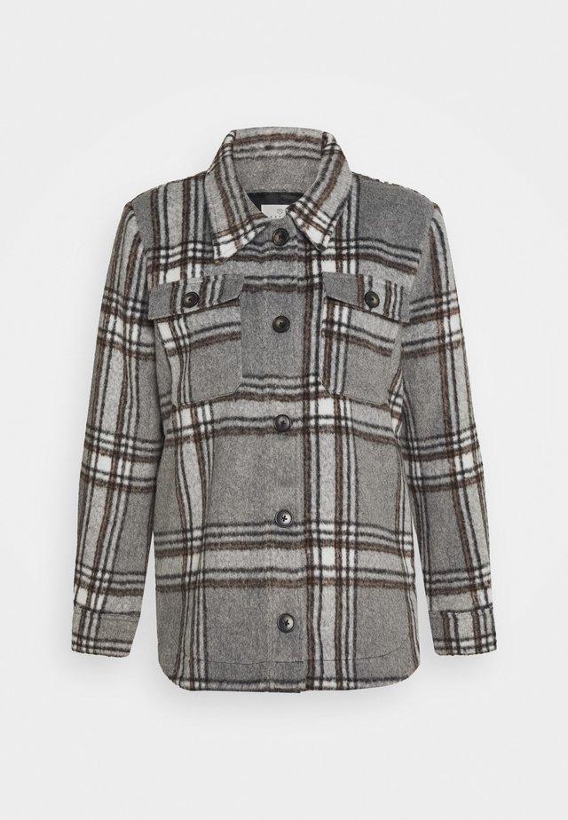 KABARAN JACKET - Lett jakke - grey melange