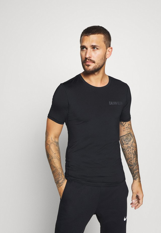 BASE LAYER - T-shirt basique - black