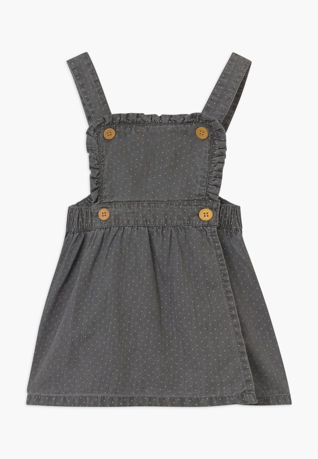 KAMMA BABY - Denim dress - grey denim