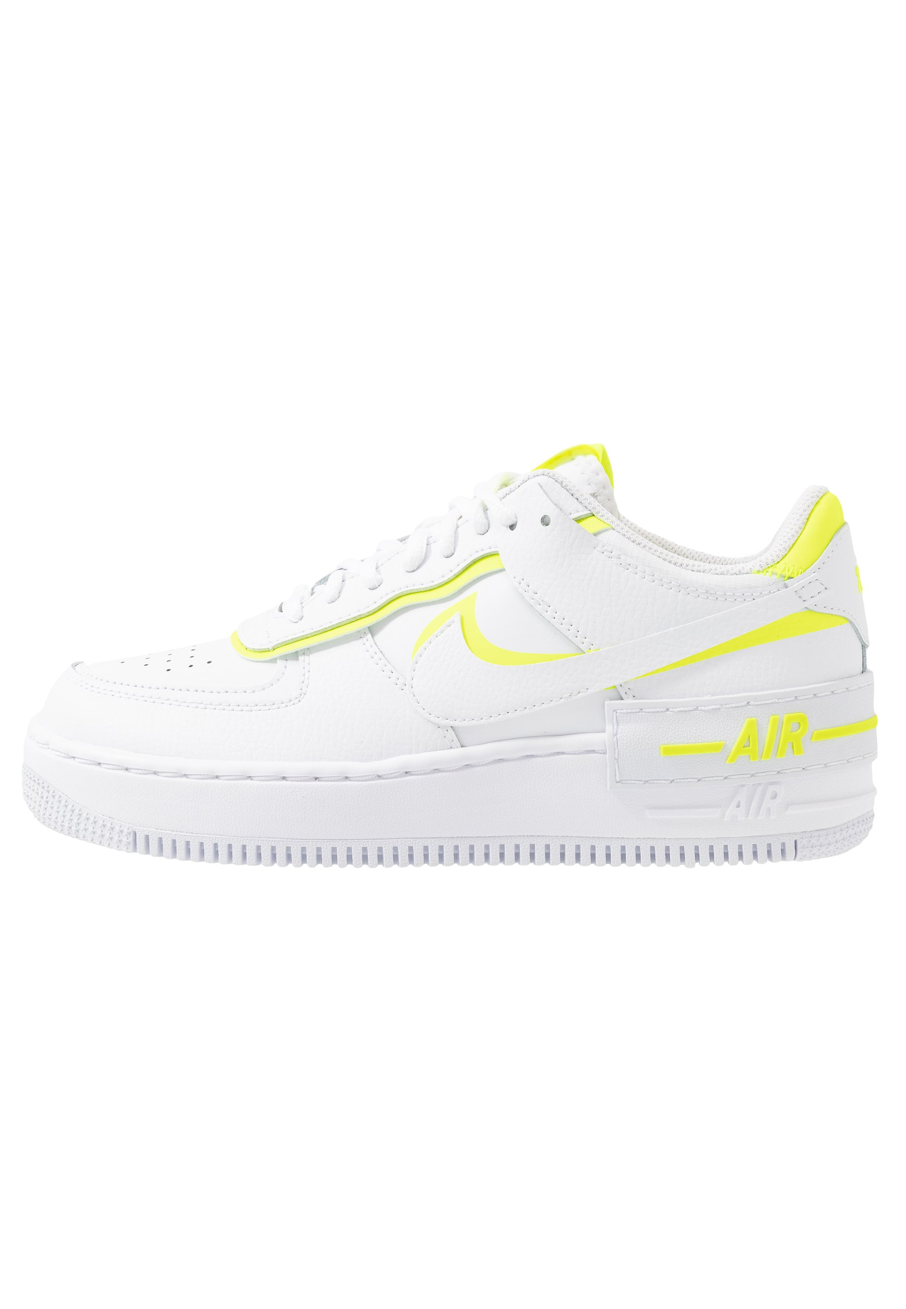 air force 1 giallo fluo