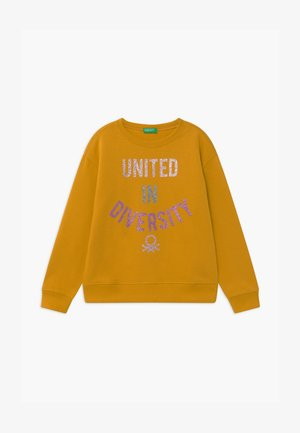 BASIC GIRL - Sweatshirt - yellow