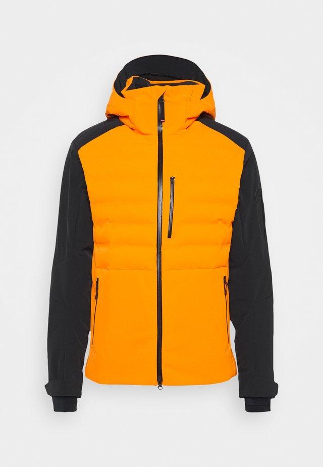 ERIK - Laskettelutakki - orange