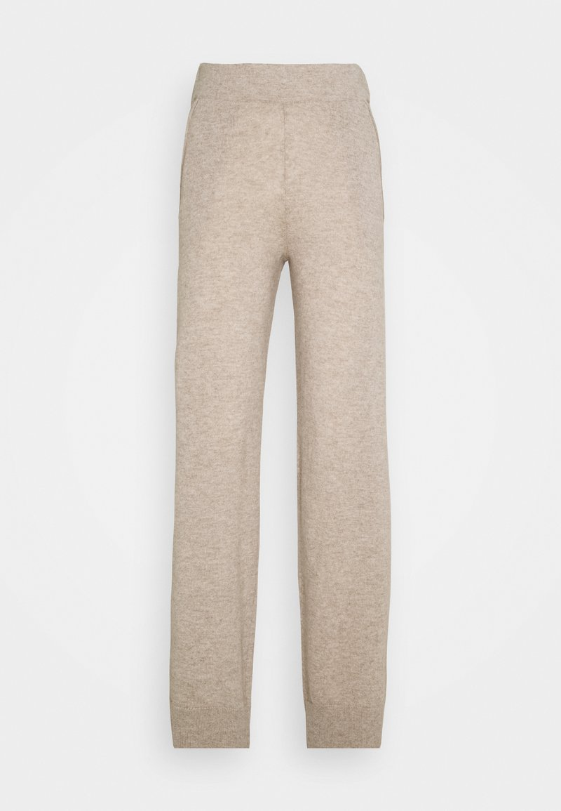 FTC Cashmere - TROUSERS - Tracksuit bottoms - natural sand