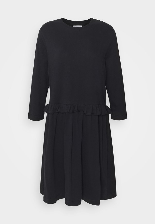 CURL - Jersey dress - black