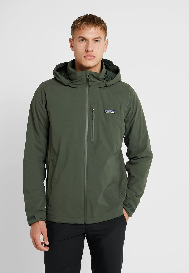 Patagonia - QUANDARY - Giacca outdoor - alder green