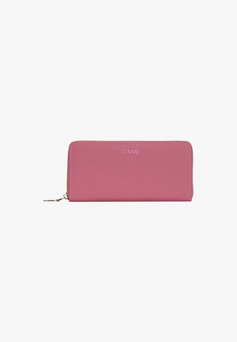 O Bag - Wallet - cassis