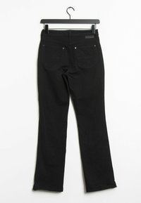 MAC Jeans - Flared Jeans - black - 1