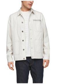 s.Oliver - Summer jacket - beige - 3