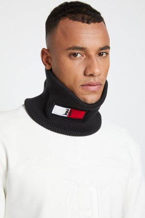FLAG NECK WARMER - Kruhová šála - black