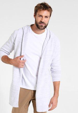 DENZEL - Cardigan - optical white