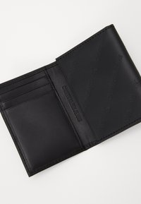 Calvin Klein Jeans - DIAGONAL MONOGRAM FOLD - Wallet - black - 2