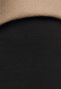 Filippa K - HILARY SKIRT - Áčková sukně - black - 4