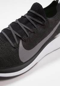 Nike Performance - ZOOM FLY FK - Zapatillas de running neutras - black/gunsmoke/white - 5